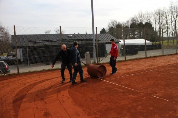 Tennis Baneklargøring 2018 029