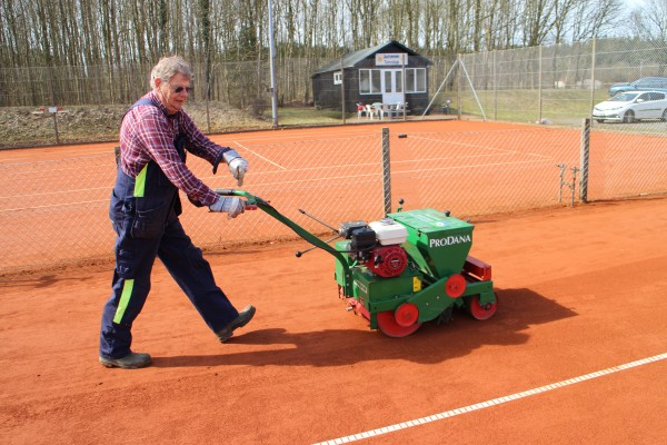 Tennis Baneklargøring 2018 040