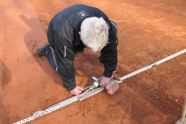 Tennis Vejlevej klargøring m.m. 18 015