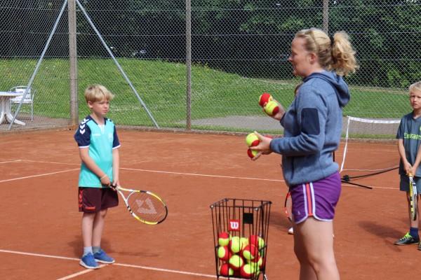 Tennisskole 2. dag 17 040