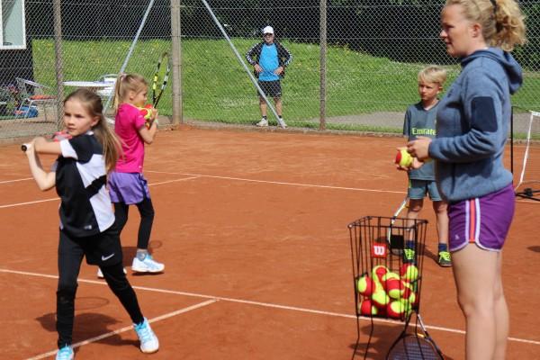 Tennisskole 2. dag 17 042