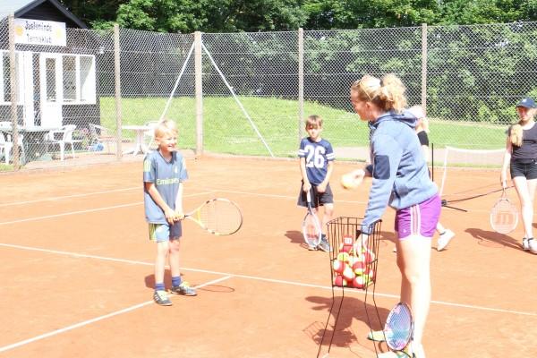 Tennisskole 2. dag 17 044