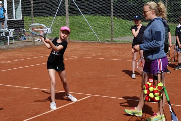 Tennisskole 2. dag 17 047