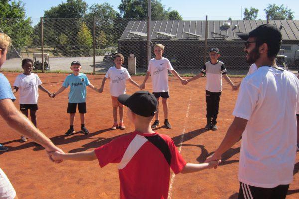 Tennisskole dag 2 18 016