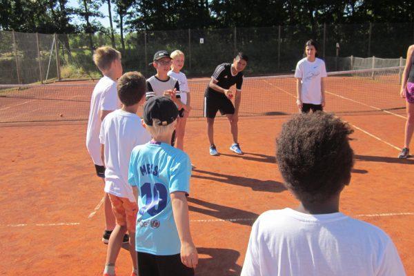 Tennisskole dag 2 18 019