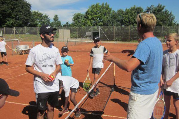 Tennisskole dag 2 18 022