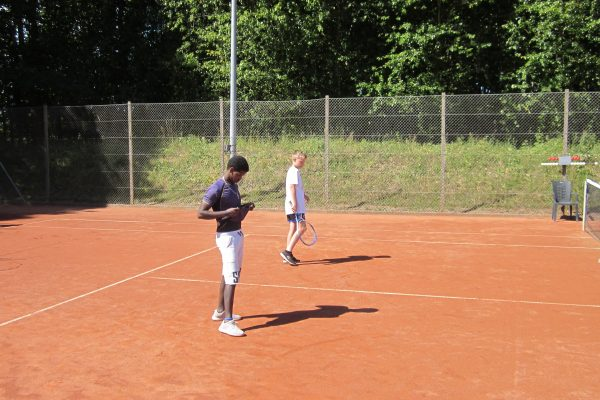 Tennisskole dag 2 18 026