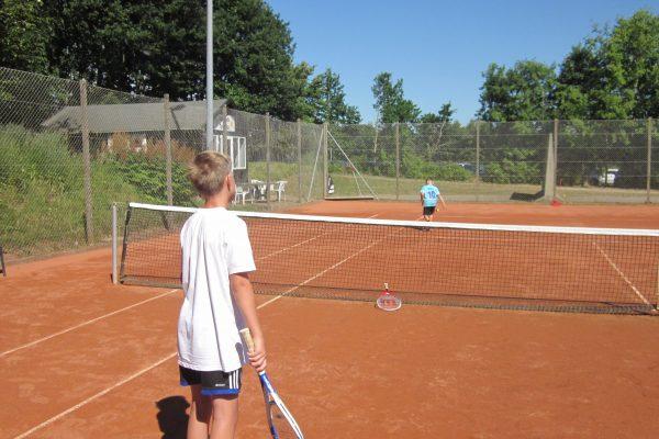 Tennisskole dag 2 18 027