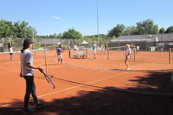 Tennisskole dag 2 18 029